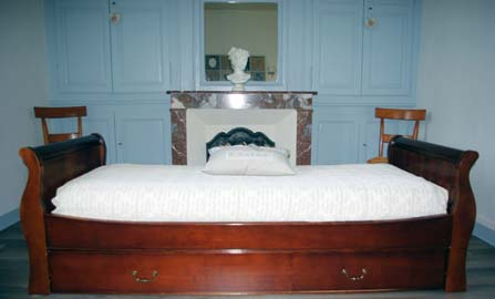 Chambre George Sand et Chopin
